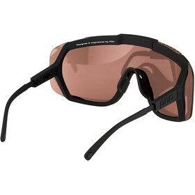 POC Devour Sunglasses, negro